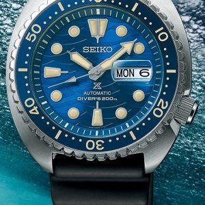 "Seiko Prospex ""Save the Ocean White Shark"" SRPE07K1"
